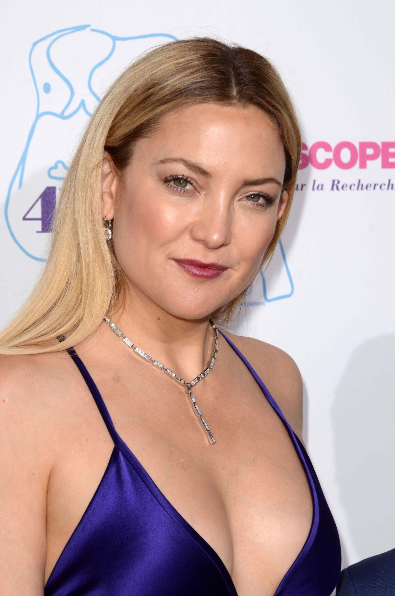 Kate Hudson Hot In Slinky Purple Gown Kaleidoscope Ball