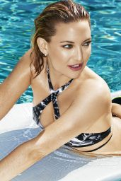 Kate Hudson - Shape Magazine Cover and Photos June 2016