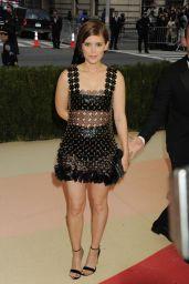 Kate Mara – Met Costume Institute Gala 2016 in New York