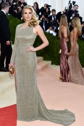 Kate Upton – Met Costume Institute Gala 2016 in New York