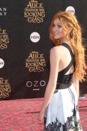 Katherine McNamara – Disney's 'Alice Through The Looking Glass' Premiere in Hollywood 5/23/2016