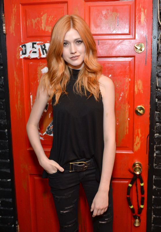 Katherine McNamara – Jaime King Presents The Final Chapter in Los Angeles, CA 5/15/2016