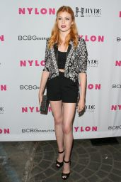 Katherine McNamara – NYLON Young Hollywood Party Presented By BCBGeneration 5/12/2016