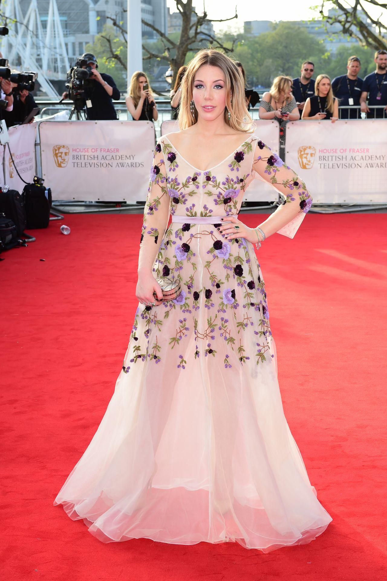 Katherine Ryan British Academy Television Awards Baftas