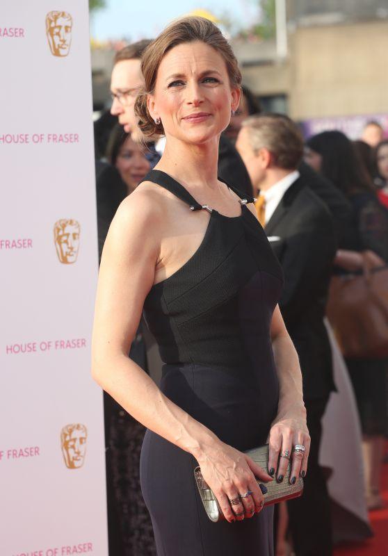 Katie Derham – British Academy Television Awards BAFTAS 2016 in London