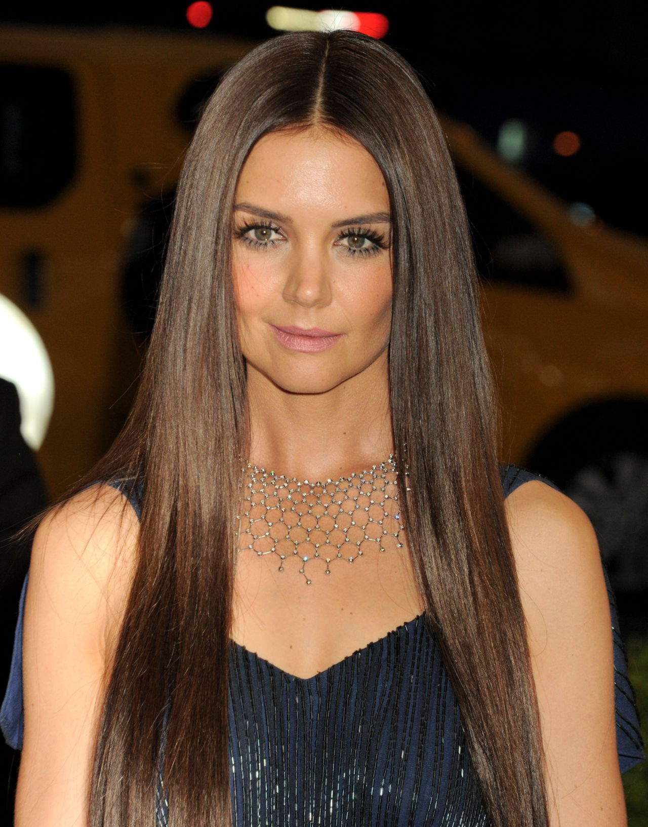 Katie holmes met costume institute gala 2016 in new york