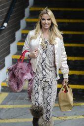 Katie Price - Leaving ITV Studios in London 5/31/2016