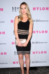 Katrina Bowden – NYLON Young Hollywood Party Presented By BCBGeneration 5/12/2016