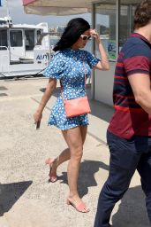 Katy Perry Summer Outfit - Out in Cannes 5/17/2016