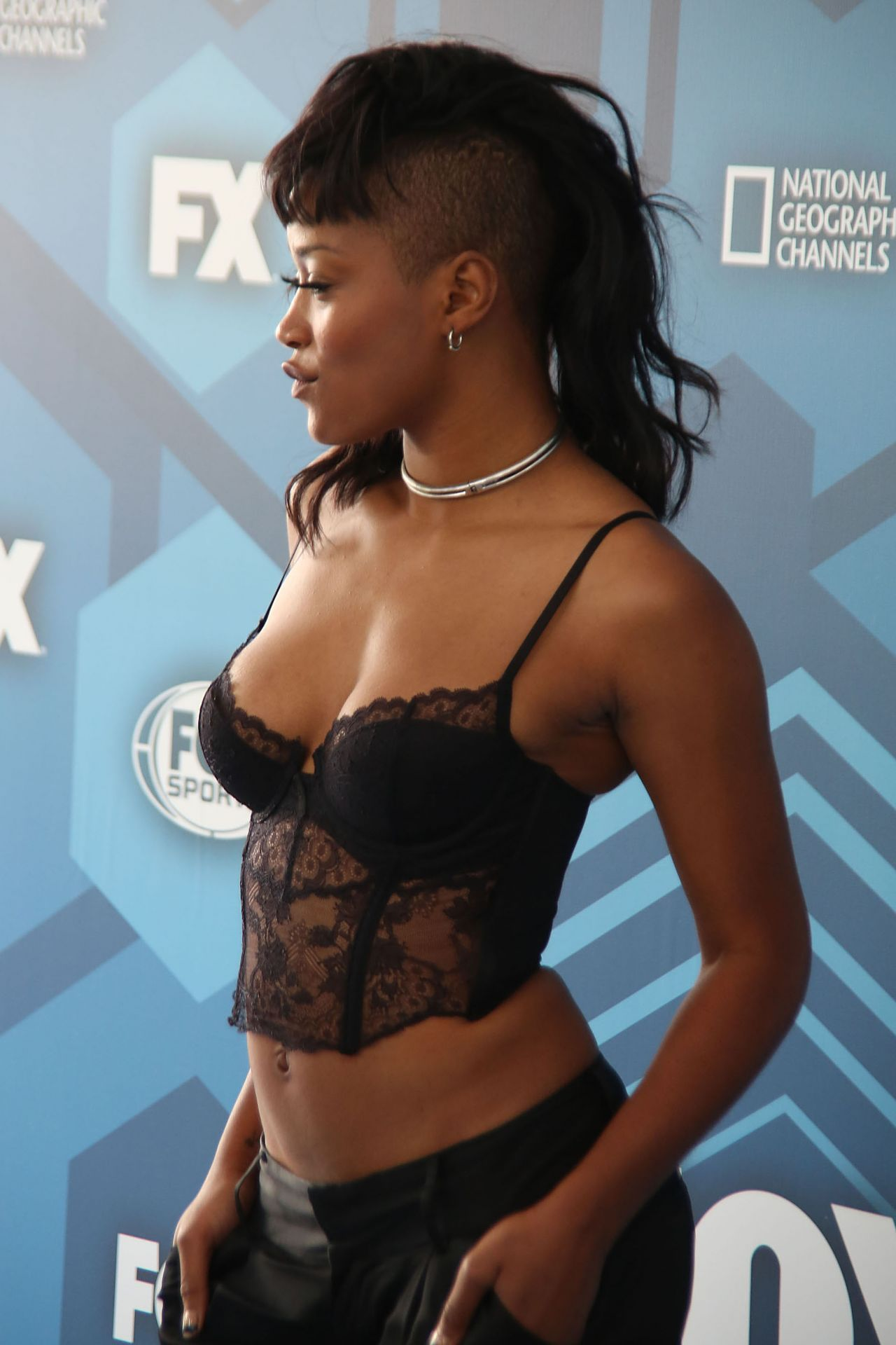 Keke Palmer Fox Network 2016 Upfront Presentation In New