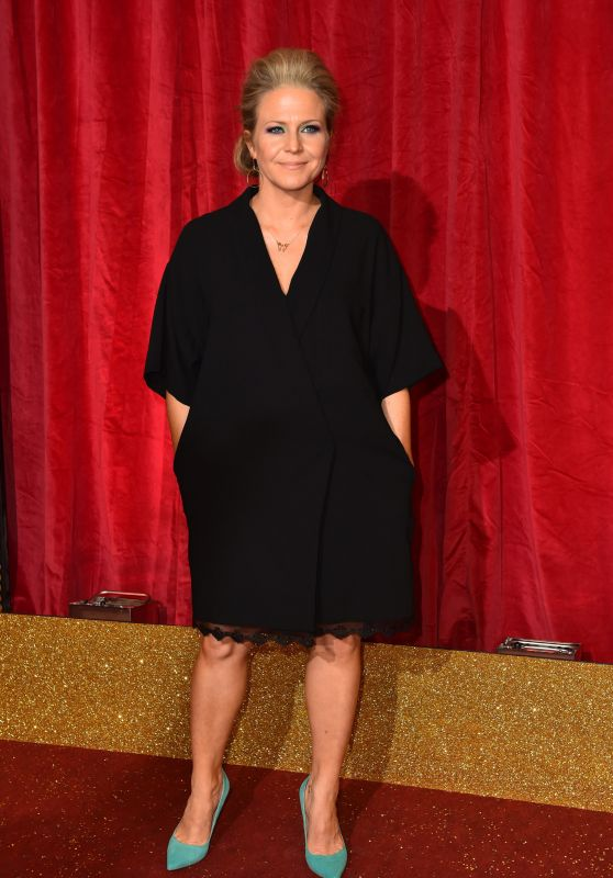 Kellie Bright – British Soap Awards 2016 in London, UK