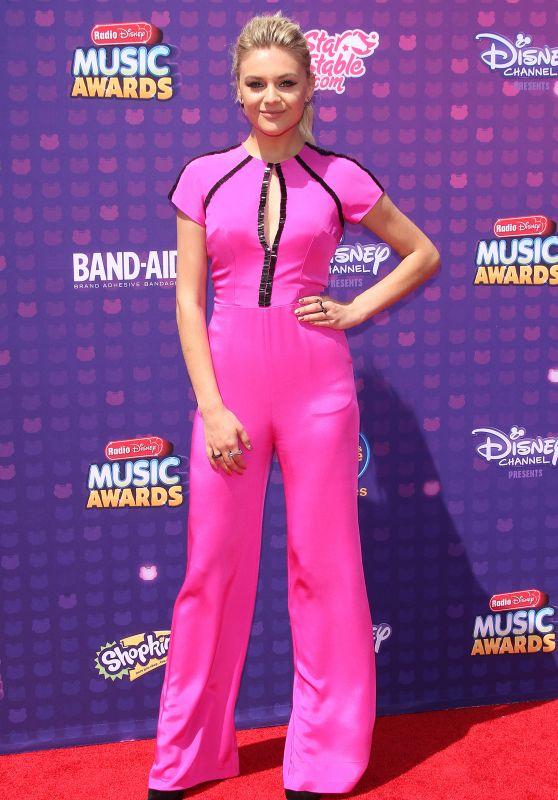 Kelsea Ballerini – 2016 Radio Disney Music Awards at Microsoft Theater in Hollywood