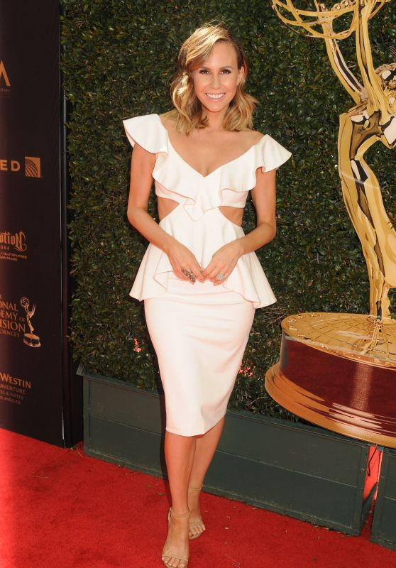 Keltie Knight – 2016 Daytime Emmy Awards in Los Angeles