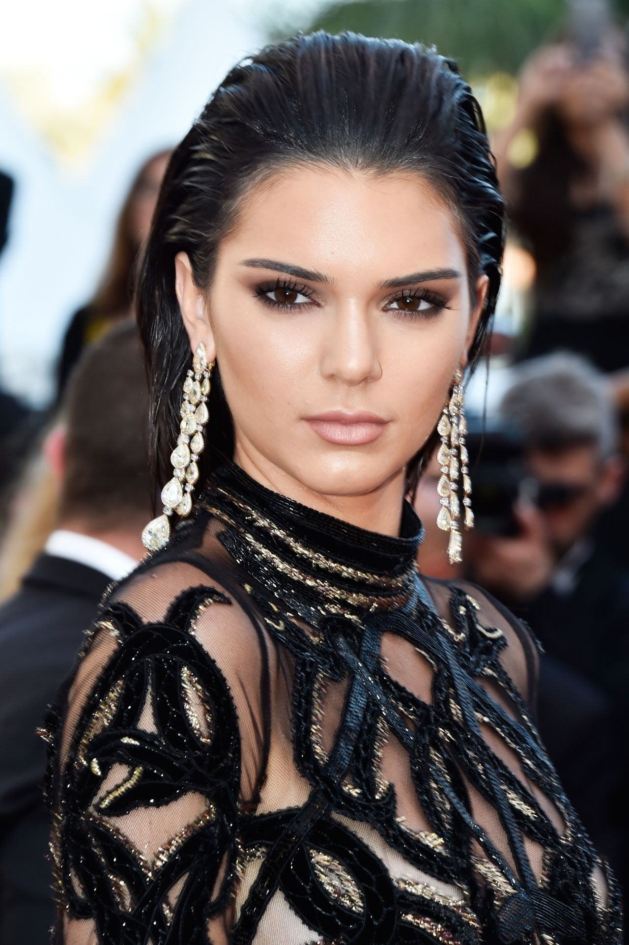 Kendall Jenner From The Land Of The Moon Mal De Pierres Premiere Cannes Film Festival 5