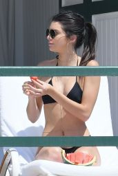 Kendall Jenner in a Bikini - Cannes, France 5/14/2014