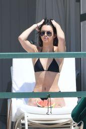 Kendall Jenner in a Bikini - Cannes, France 5/14/2014