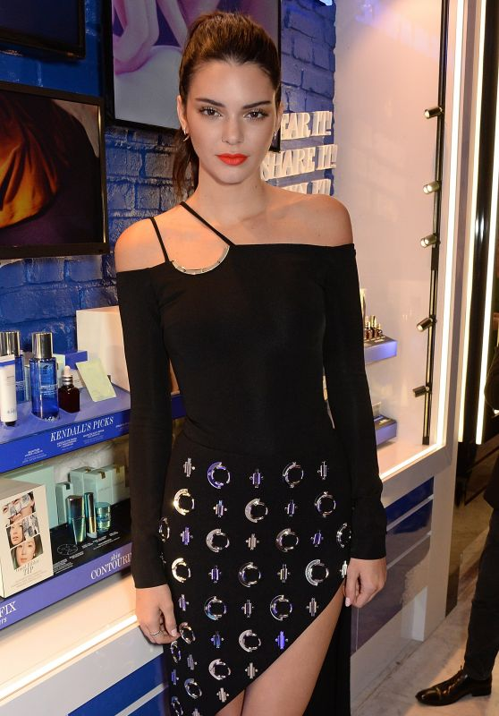 Kendall Jenner - Launch of 'The Estee Edit' at Selfridges in London 5/26/2016