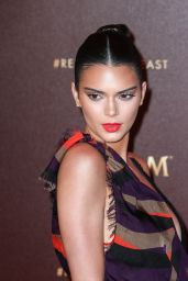 Kendall Jenner - Magnum Double Party at Magnum Beach Cannes Film Festival 2016