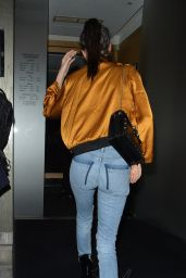 Kendall Jenner - Out at Nobu Berkeley Restaurant in Mayfair London 5/25/2016
