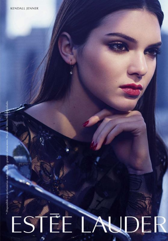 Kendall Jenner - Pure Color Envy Estée Lauder 2016 Part II