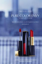 Kendall Jenner - Pure Color Envy Estée Lauder 2016 Part II