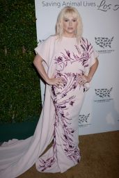 Kesha – Humane Society of the United States to the Rescue Gala in Hollywood 5/7/2016