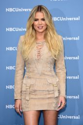 Khloe Kardashian – NBCUniversal Upfront Presentation in New York City 5/16/2016