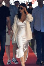 Kim Kardashian at Hotel Martinez in Cannes 5/17/2016