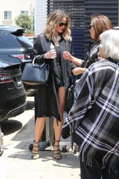 Kim Kardashian, Chrissy Teigen and John Legend - Leaving Nobu in Malibu After Lunch 5/29/2016