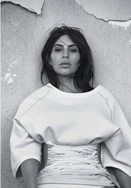 Kim Kardashian - Vogue Magazine Australia June 2016