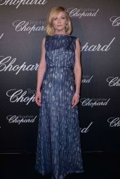 Kirsten Dunst - Chopard Trophy Ceremony - 2016 Cannes Film Festival