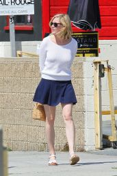 Kirsten Dunst - Out in Los Angeles 5/29/2016