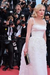 Kirsten Dunst  – 'The Loving' Premiere at 69th Cannes Film Festival 5/16/2016