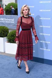 Kristen Bell – NBCUniversal Upfront Presentation in New York City 5/16/2016