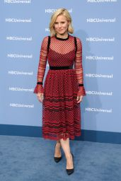 Kristen Bell – NBCUniversal Upfront Presentation in New York City 5/16/2016