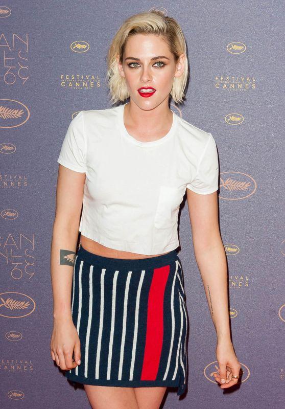 Kristen Stewart - Cannes Film Festival 2016 Opening Gala Dinner 5/11/2016