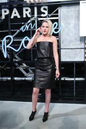 Kristen Stewart Classy Fashion - Chanel Paris in Rome Fashion Show iin Beijing 5/31/2016