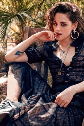 Kristen Stewart - Photoshoot for Marie Claire Magazine France June 2016