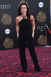 Kyle Richards – 'Alice Through The Looking Glass' Premiere in Hollywood 5/23/2016