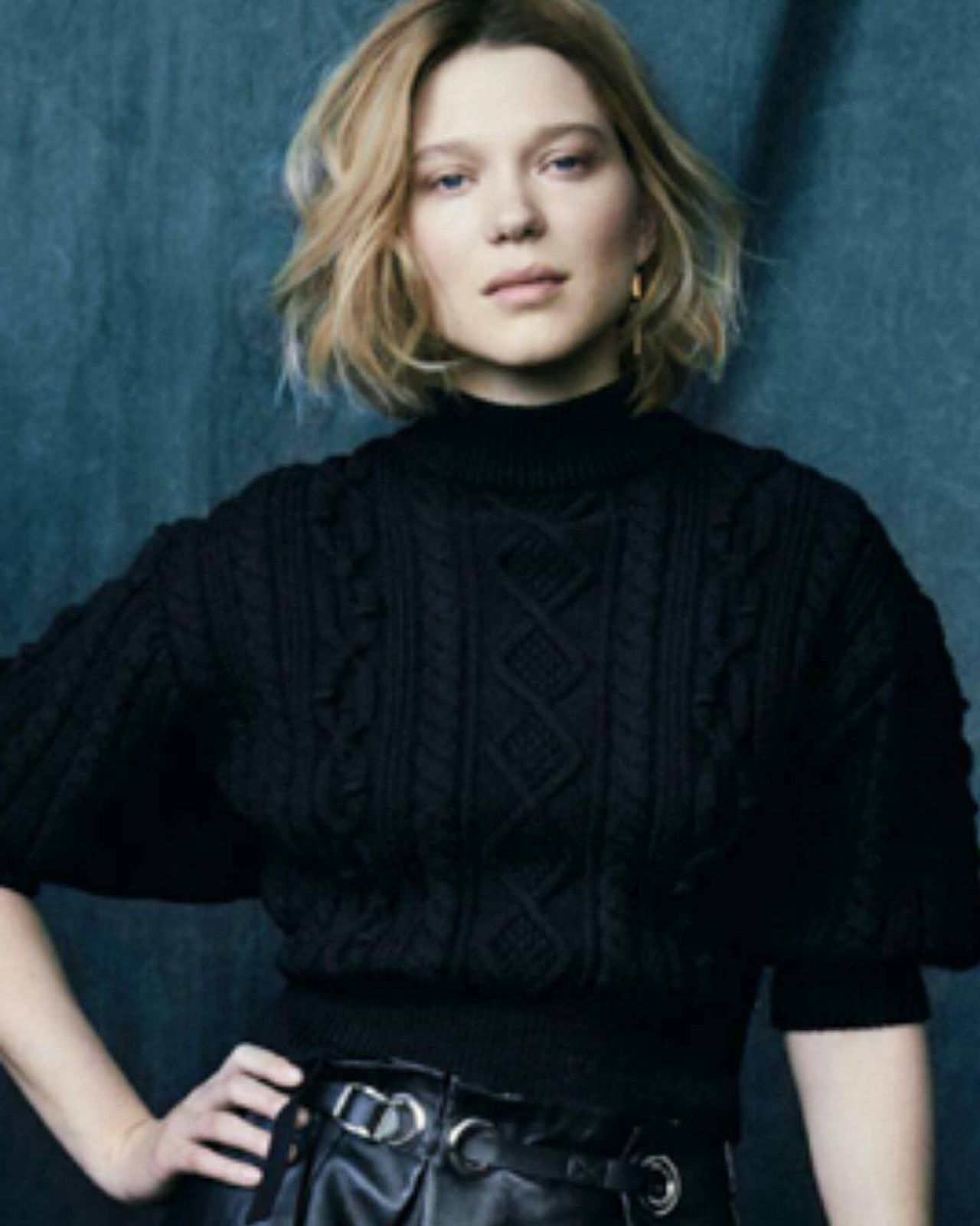 lea seydoux latest photos celebmafia. Black Bedroom Furniture Sets. Home Design Ideas