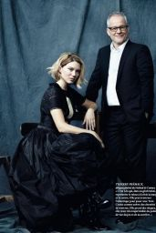 Léa Seydoux - L'Express Styles Magazine May 2016 Issue and Photos