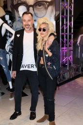 Lady Gaga - Launch Love Bravery Collection at Macy