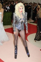 Lady Gaga – Met Costume Institute Gala 2016 in New York