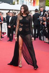 Laetitia Casta – 'The Unknown Girl (La Fille Inconnue)' Premiere at 69th Cannes Film Festival 5/18/2016