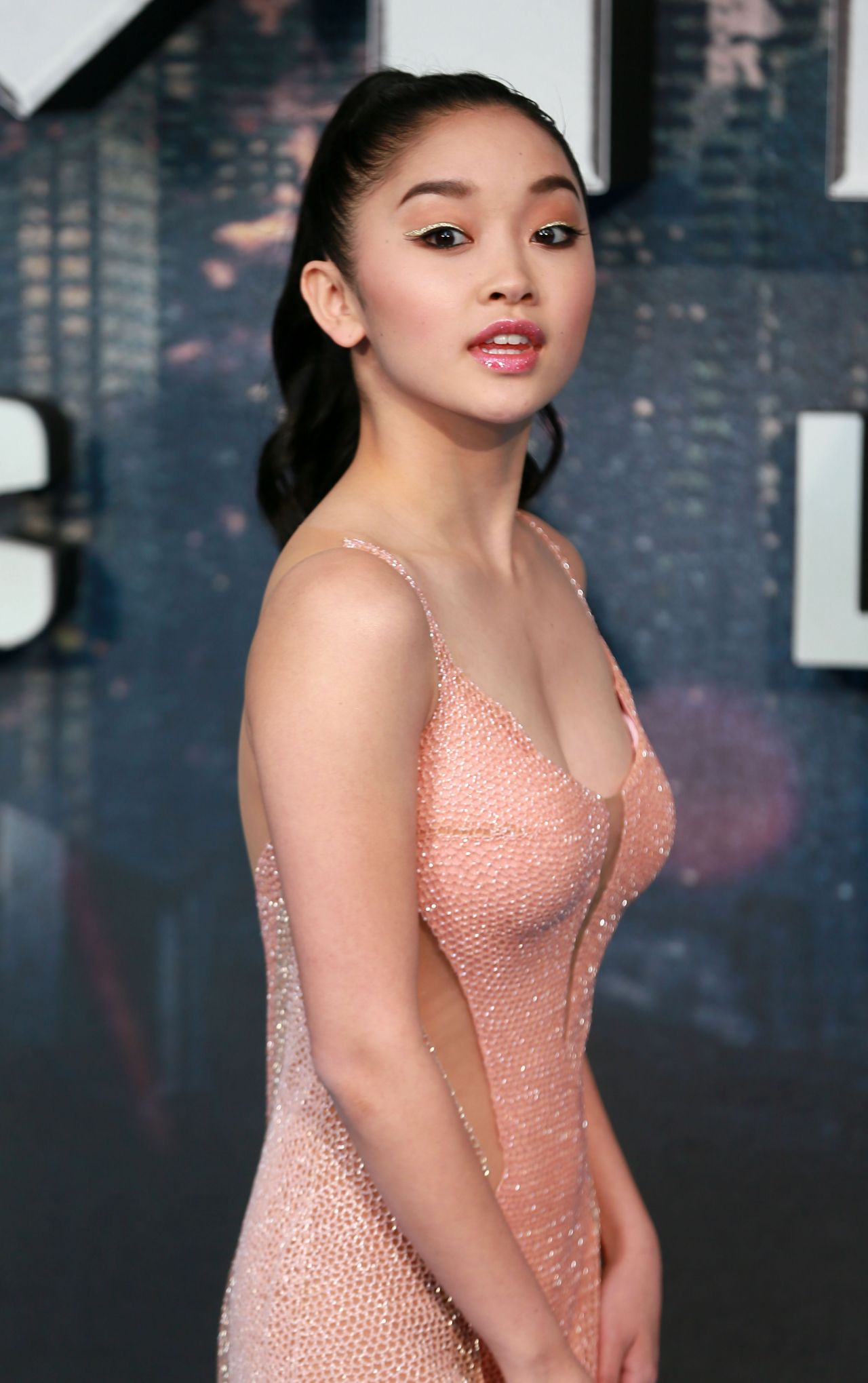 Lana Condor X Men Apocalypse Premiere In London Uk 5 9