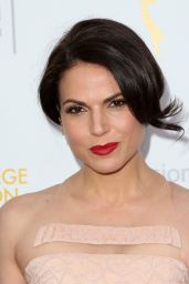 Lana Parrilla – College Television Awards in Los Angeles 5/25/2016