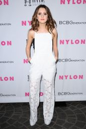 Laura Marano – NYLON And BCBGeneration's Annual Young Hollywood May Issue Event in Hollywood 5/12/2016