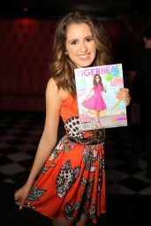 Laura Marano – Tiger Beat Magazine Launch Party in Los Angeles 5/24/2016