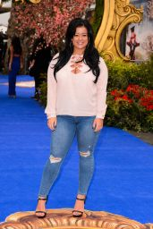 Lauren Murray – 'Alice Through The Looking Glass' Premiere at Odeon Leicester Square in London