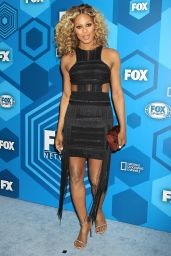 Laverne Cox - Fox Network 2016 Upfront Presentation in New York City